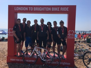 London to Brighton Bike Ride 2017